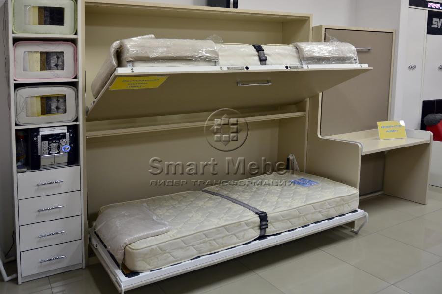 Двоповерхове ліжко для дитячої кімнати