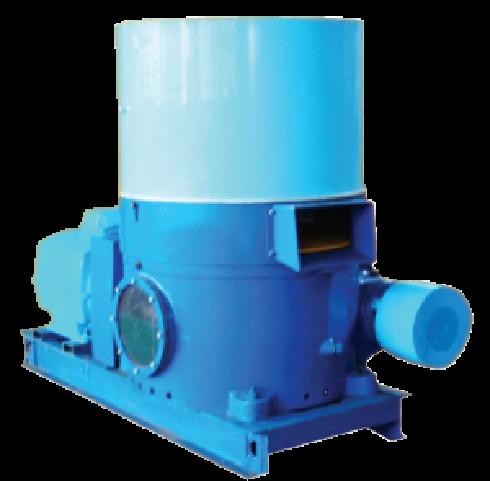 Пресс-гранулятор для производства пеллет
