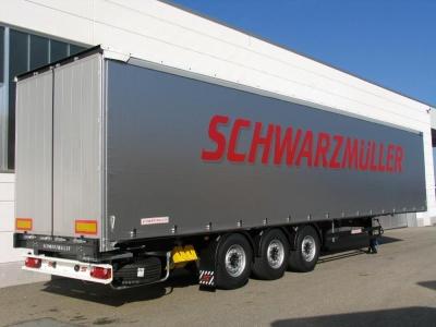 Купити вантажні напівпричепи з Європи