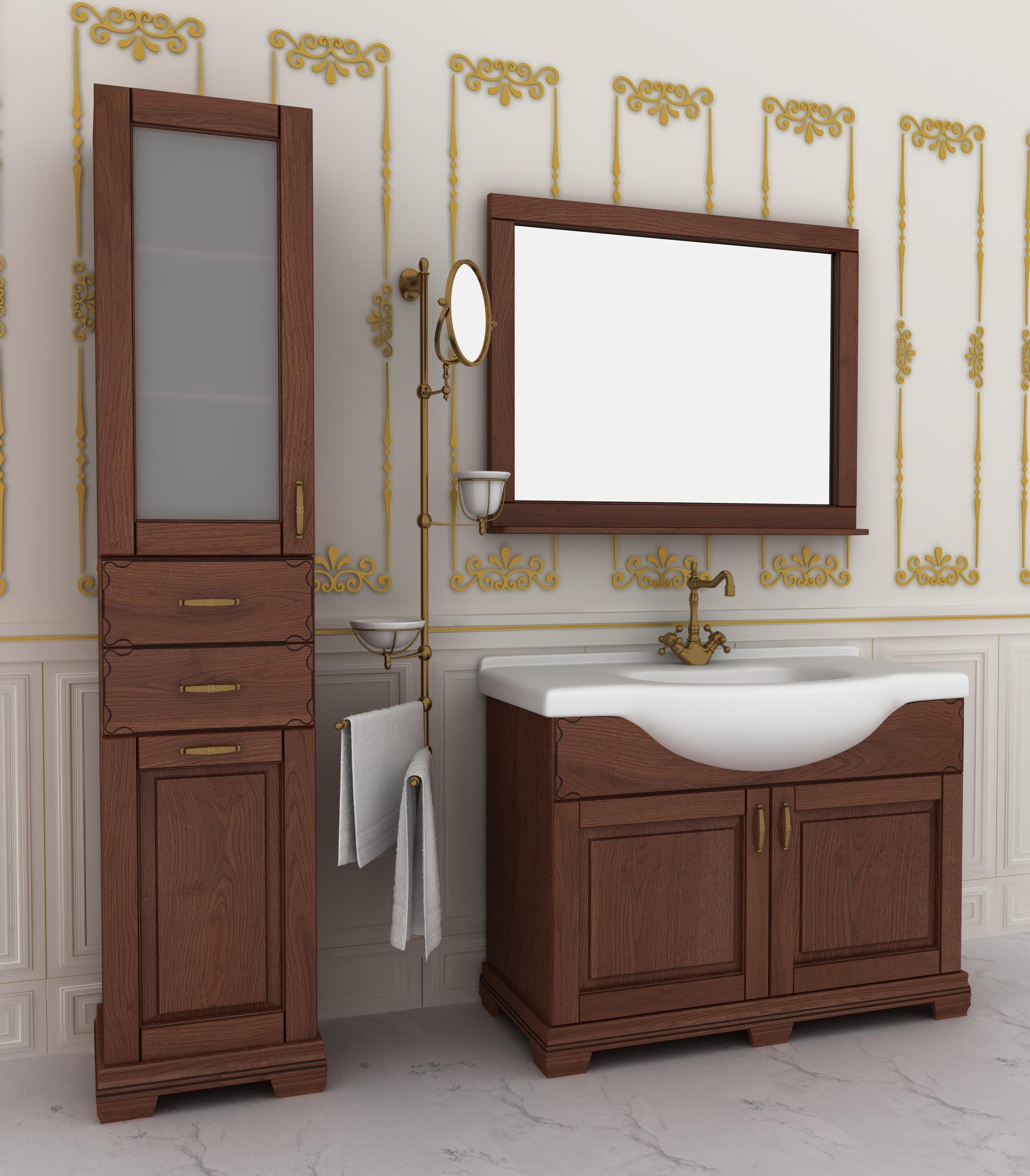 Изготовление мебели для ванной под заказ в Киеве