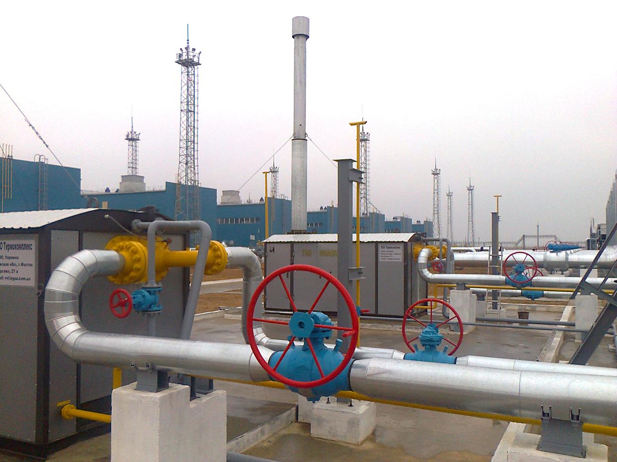 Підігрівач природного газукупити потужністю від 22 кВт