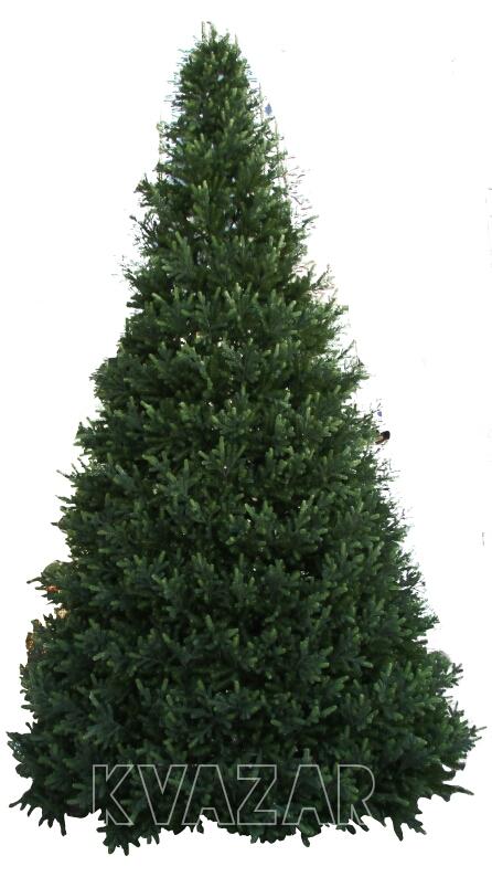 Заказывайте большие искусственные елки у нас!