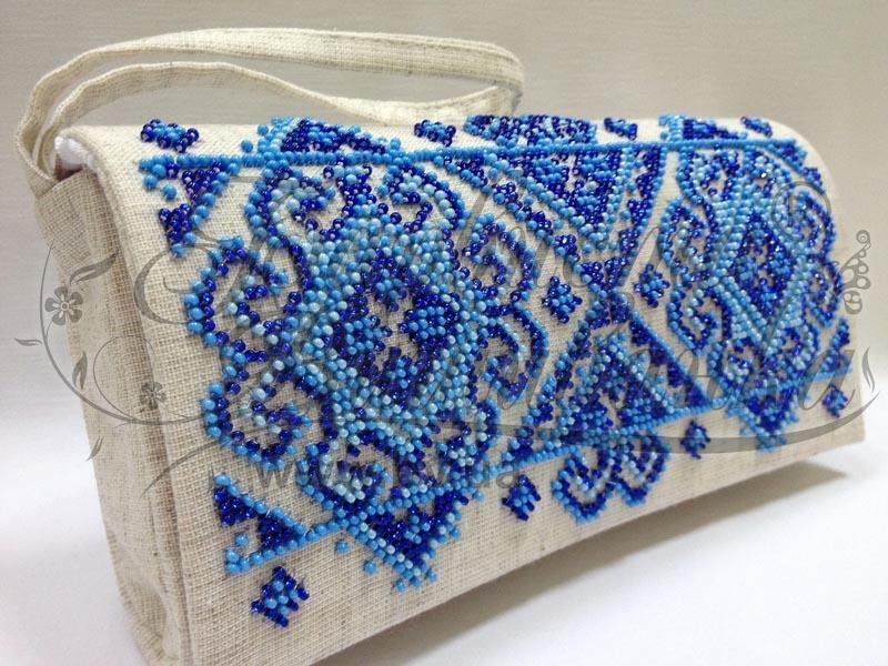 Створюйте вишиті сумки з бісеру власними руками - Оголошення ... f11a72541cb6d