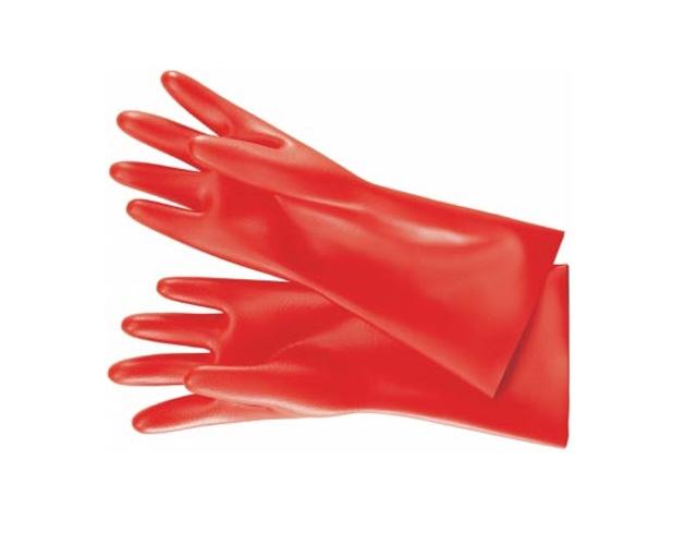В наявності діелектричні рукавички