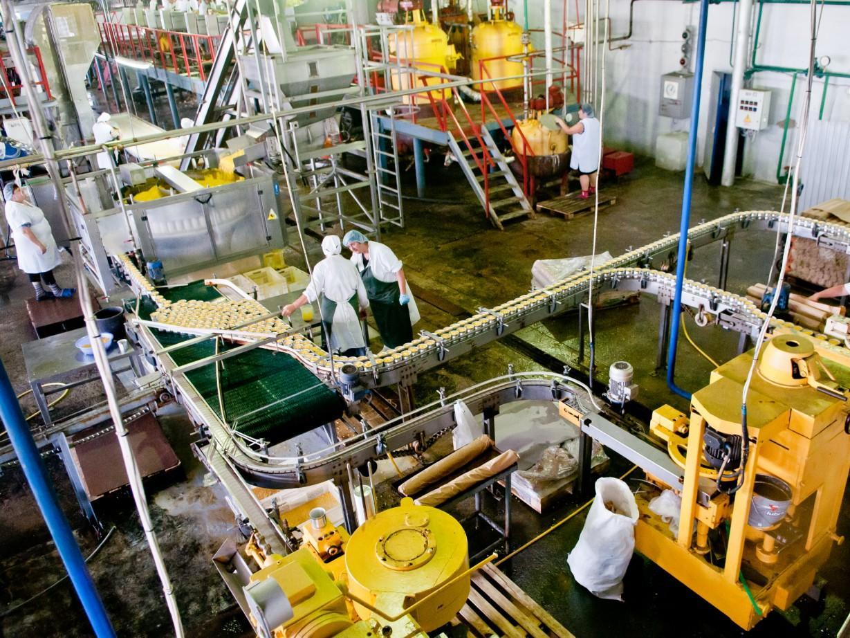 Робота в Чехії для чоловіків, жінок, сімейних пар на консервному заводі!