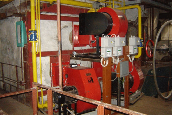 Газовая горелка для котла и оборудование для модернизации купить недорого
