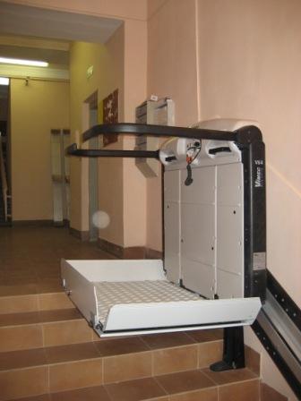 Купити підйомник для інвалідів недорого