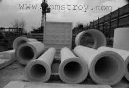 Труби залізобетонні, фундаментні блоки, плити перекриття купити недорого