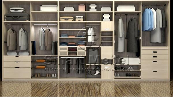 Предлагаем качественную мебель для гардеробной