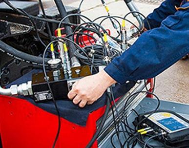 Предлагаем ремонт гидравлики