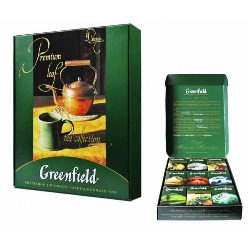Greenfield чай купити онлайн за низькими цінами