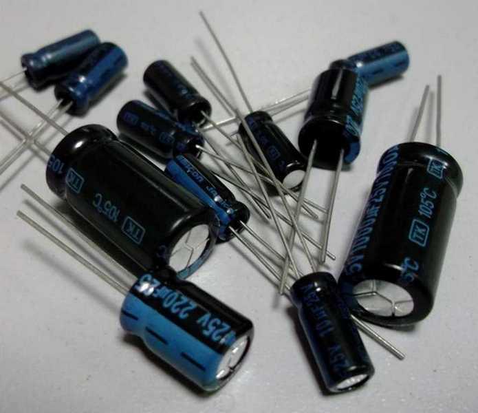 Купити конденсатор недорого