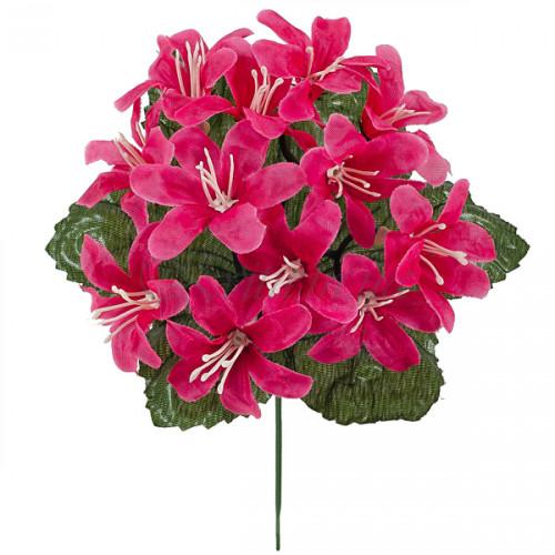 В наявності букети зі штучних квітів
