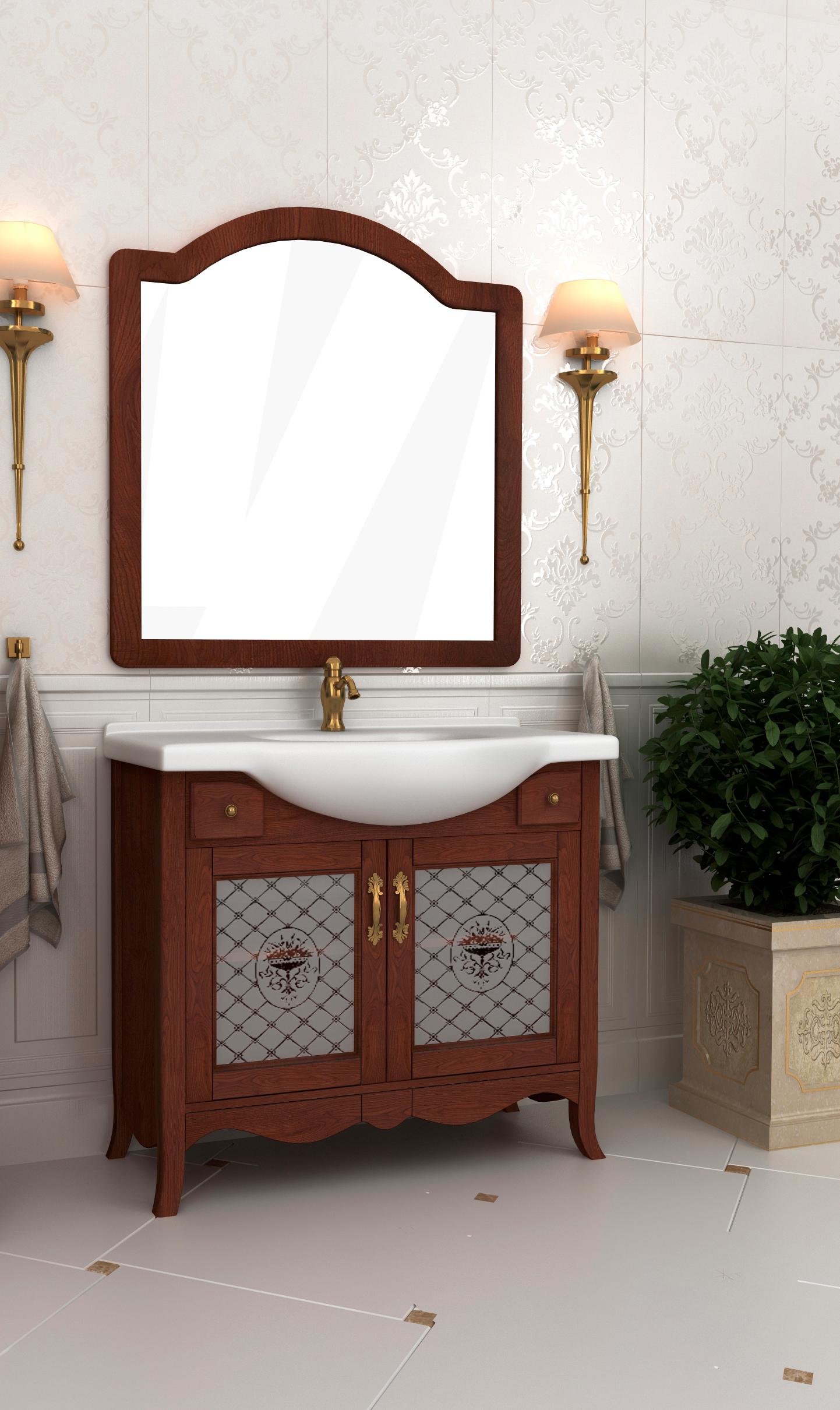 Изготовление мебели для ванной под заказ недорого
