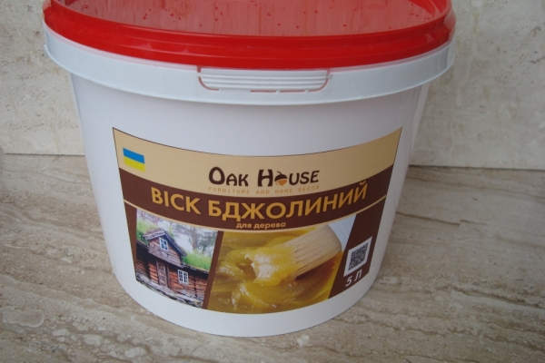 Бджолиний віск для дерева купити недорого