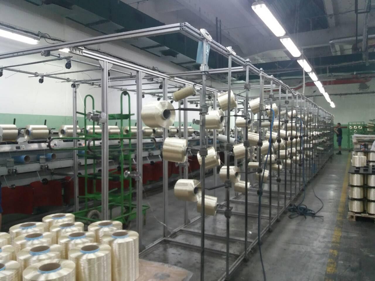 Работа в Чехии на автозаводе по изготовлению нитей к автошинам.  Без опыта работы, высокая ЗП