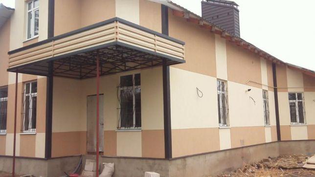 Недорого утеплення зовнішніх стін будинку Харків і Харківська область