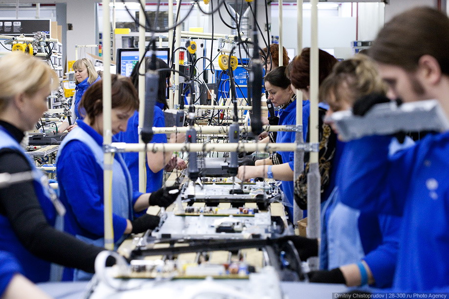 Работа на заводе в Чехии для семейных пар!