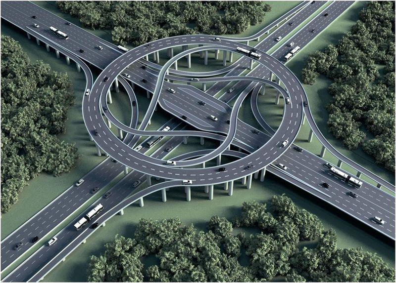 Робота в Естонії! Різноробочі на будівництво мостів!
