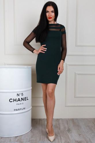 Черные вечерние платья недорого