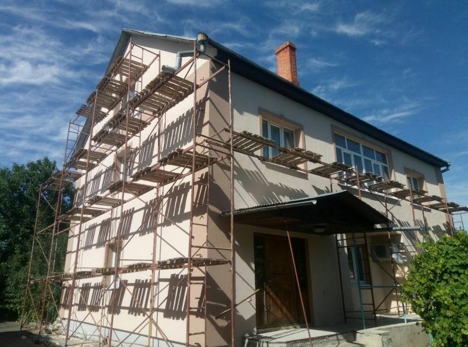 Утепление фасада дома Харьков и Харьковская область качественно и недорого