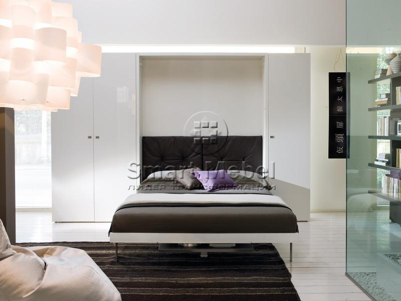 Шафа ліжко трансформер