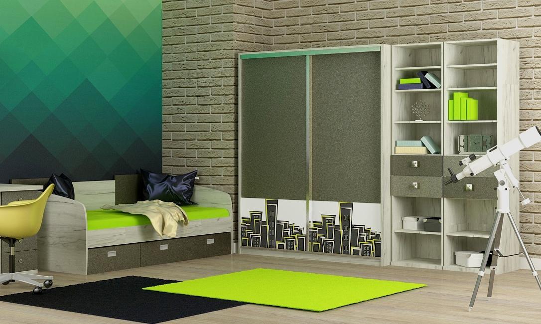 Сучасні меблі для підлітка продаж по Україні недорого