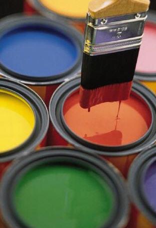 Водостійка фарба для зовнішніх робіт