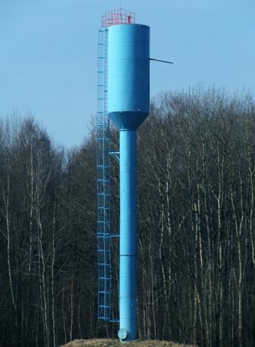 Купить водонапорную башню Рожновского