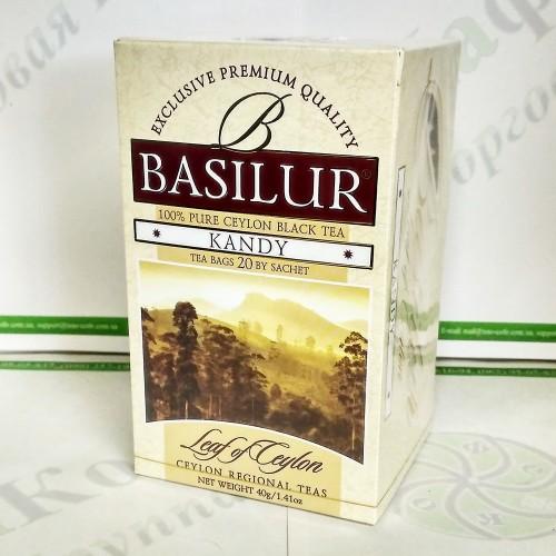 За доступною ціною basilur tea купити