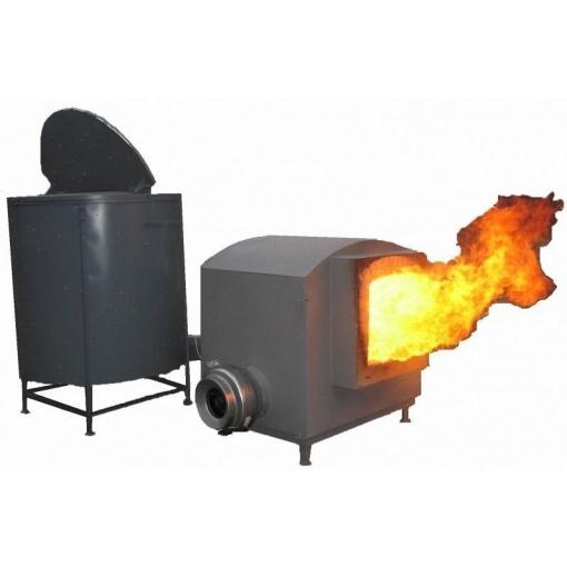 Системи автоматичного спалювання від виробника