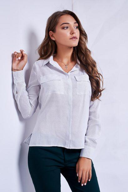 Біла сорочка жіноча купити недорого