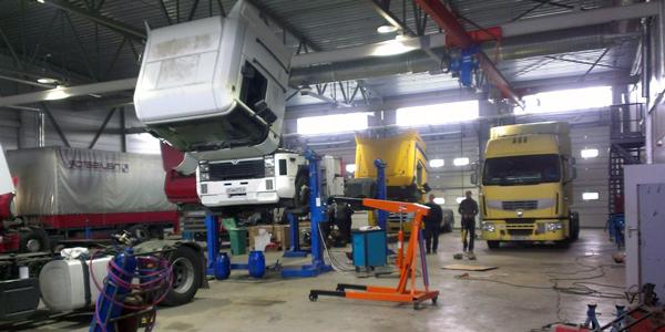 Вантажне СТО в Києві - професійний підхід і доступні ціни