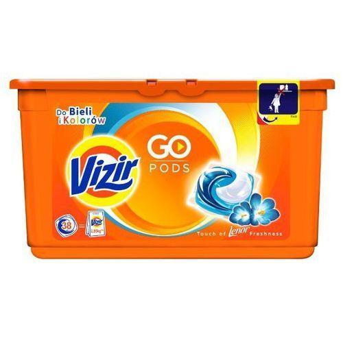 Оригінальні та ефективні капсули для прання VIZIR