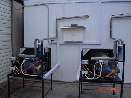 Сервисное обслуживание холодильного оборудования - качественно и быстро!