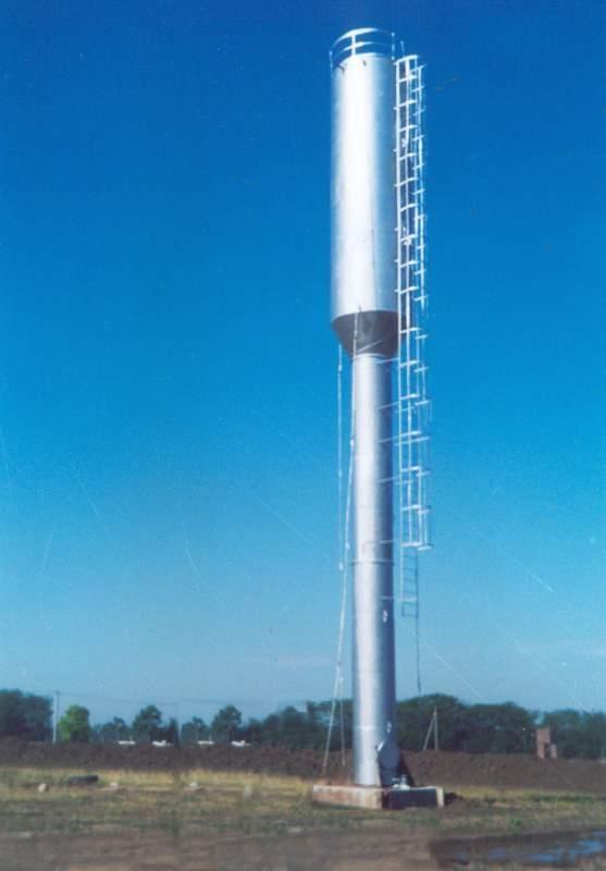 Водонапірна вежа купити за доступною ціною