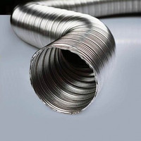 Димарі з нержавіючої сталі купити по низькій ціні