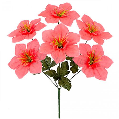 Интернет магазин искусственных цветов предлагает букеты