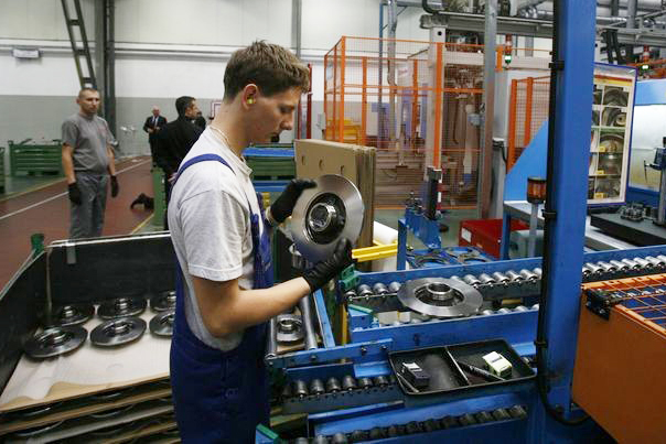 Робота в Польщі для різноробочих, антикорозійна обробка метала.