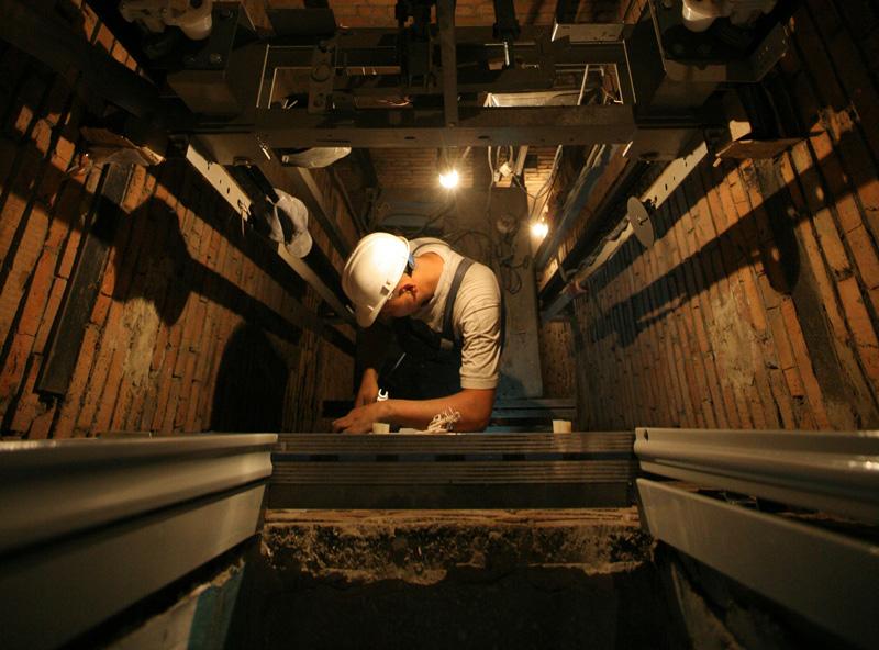 Ремонт и техническое обслуживание лифтов недорого