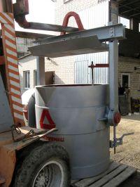 Купитиливарний ковш з гарантією від виробника недорого