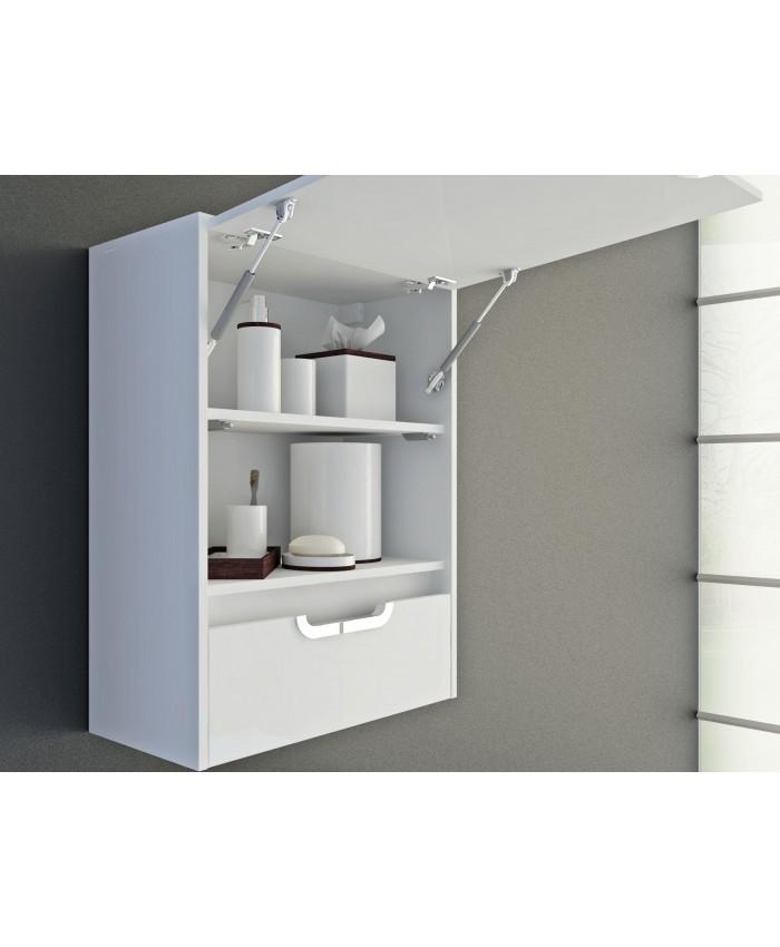 Шкафчик для ванной комнаты подвесной: купить недорого