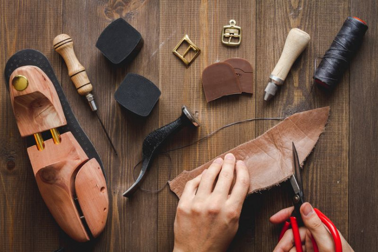 Матеріали для виробництва взуття купити оптом