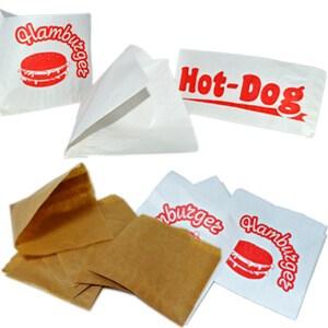 Бумажные пакеты для продуктов предлагает Макош-Пак