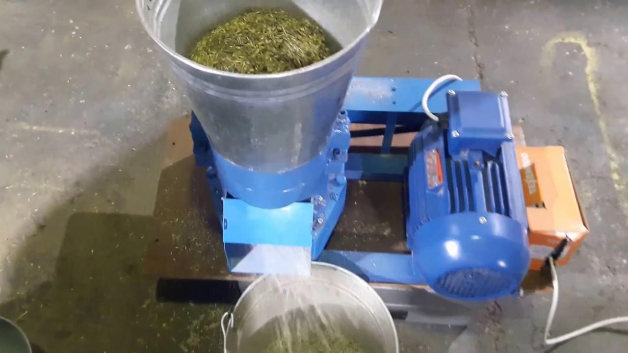 Купуйте гранулятор трави за вигідною пропозицією