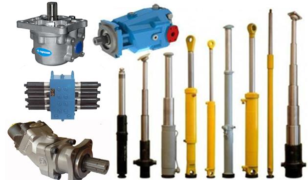 Предлагаем гидравлическое оборудование высокого качества