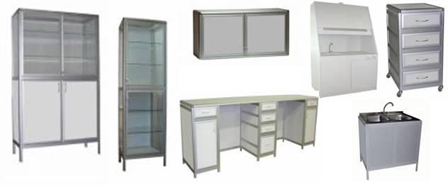 Лабораторні меблі в ТОВ Алмедіка