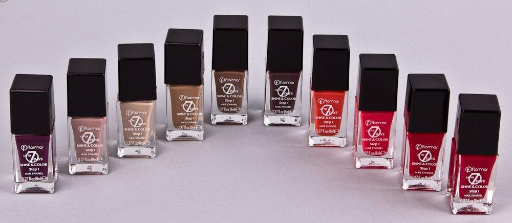 Flormar лак для ногтей купить в интернете