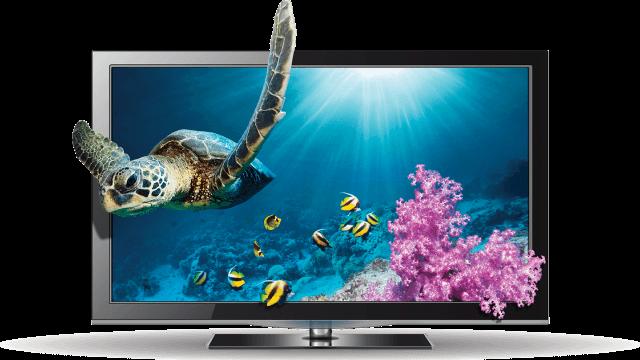 Телевидение в Киеве: выбирай «цифру»!