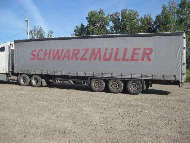 Продаж вантажних напівпричепів недорого